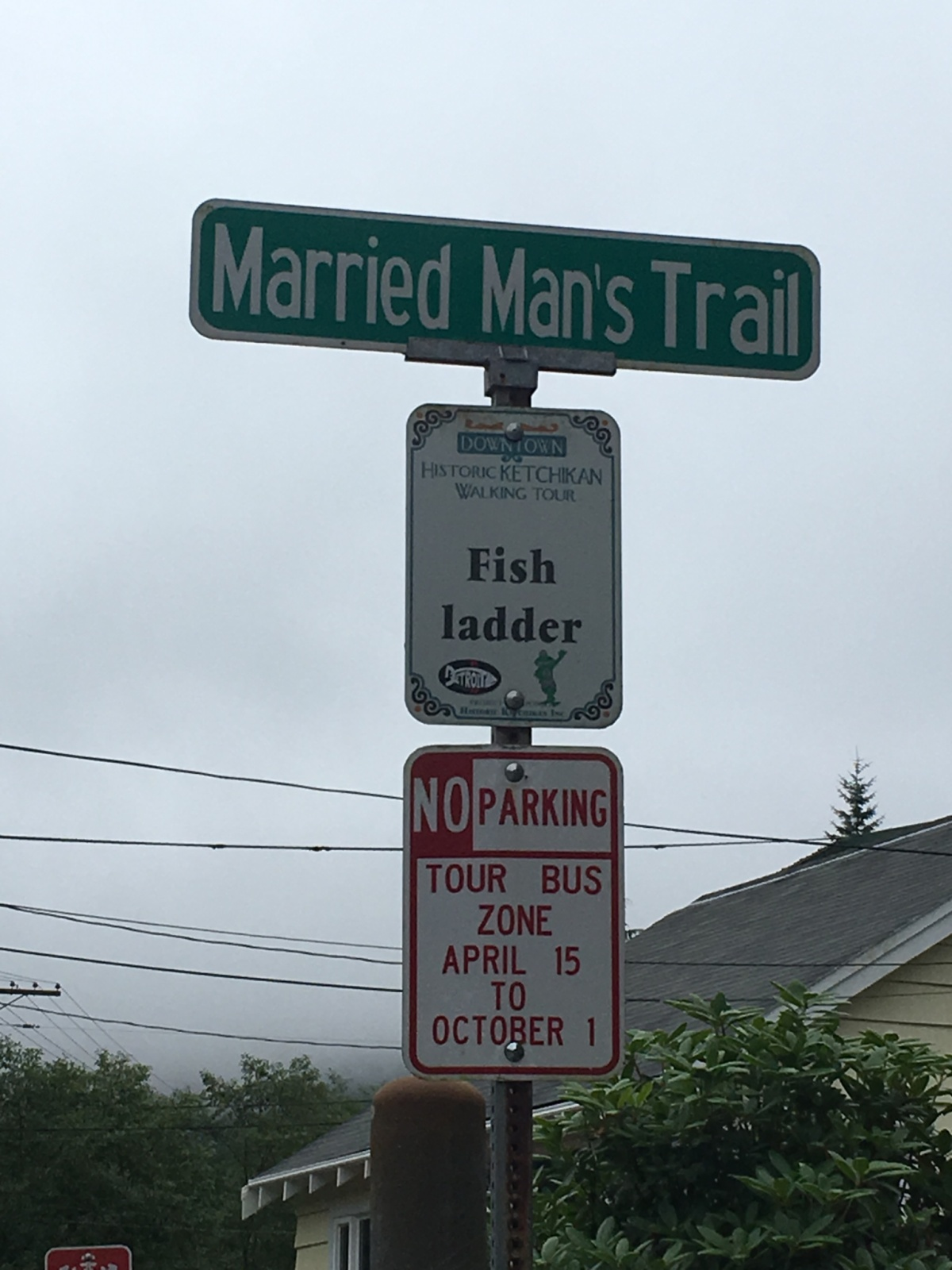 Married Man's Trail